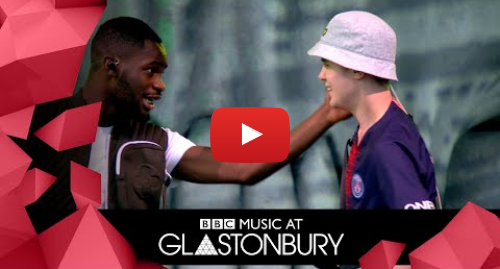 Youtube post by BBC Music: Dave (feat. Alex) - Thiago Silva