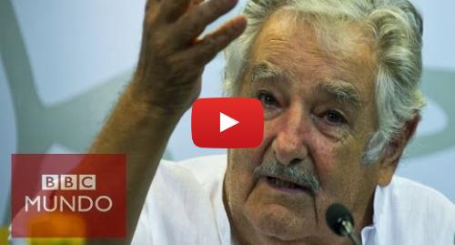 Publicación de Youtube por BBC News Mundo: Las frases más memorables de Mujica