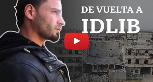 Publicación de Youtube por BBC News Mundo: Por qué dejé Alemania para volver a vivir en la ciudad más peligrosa de Siria