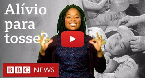 YouTube post de BBC News Brasil: 3 dicas da ciência para aliviar a tosse em bebês