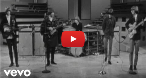 Youtube post by TheByrdsVEVO: The Byrds - Turn! Turn! Turn! (Live)