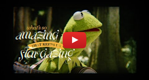 Youtube post by Disney Movies: The Muppet Movie - Rainbow Connection