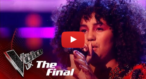 Youtube post by The Voice UK: Ruti Olajugbagbe Performs 'Dreams'  The Final | The Voice UK 2018