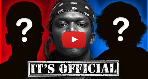 Youtube post by KSI: THE FINAL DECISION