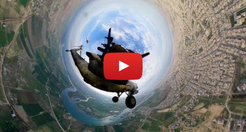 Publicación de Youtube por BBC News Mundo: VIDEO 360  La batalla por Mosul contra Estado Islámico desde el aire y en 360 grados