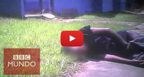 """Publicación de Youtube por BBC News Mundo: Guatemala  dentro del """"peor hospital psiquiátrico de América"""""""