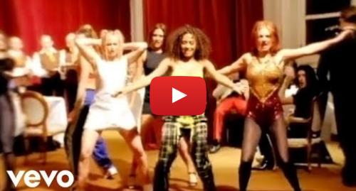 Youtube post by SpiceGirlsVEVO: Spice Girls - Wannabe