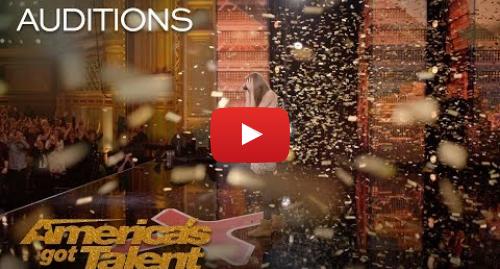 Youtube post by America's Got Talent: Courtney Hadwin  13-Year-Old Golden Buzzer Winning Performance - America's Got Talent 2018