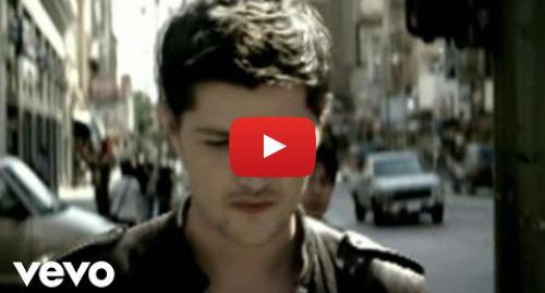 Youtube post by TheScriptVEVO: The Script - The Man Who Can't Be Moved (Official Video)