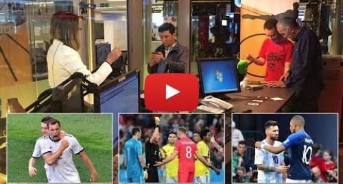 Youtube муаллиф BBC Uzbek: ЖЧ-2018  Месси ва Роналду кетиб, чемпионат энди бошландими?
