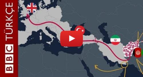 BBC News Türkçe tarafından yapılan Youtube paylaşımı: Eroin kaçakçılarına karşı kedi-fare oyunu  Van Naroktik Şubesi'nin bir günü