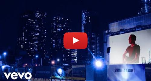 Youtube post by BryanAdamsVEVO: Bryan Adams - Shine A Light