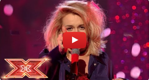Youtube post by The X Factor UK: Grace Davies delivers another original song | Live Shows | The X Factor 2017