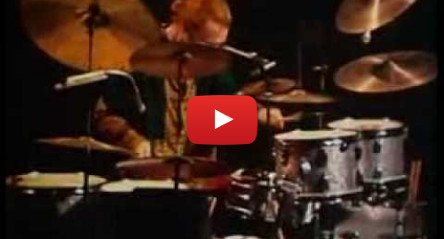 Youtube post by rogerhoffman: Ginger Baker; Toad Drum Solo