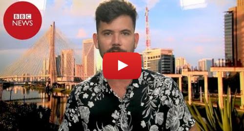 YouTube post de BBC News Brasil: Além do Golden Shower  três desafios políticos reais de Bolsonaro na semana pós-Carnaval