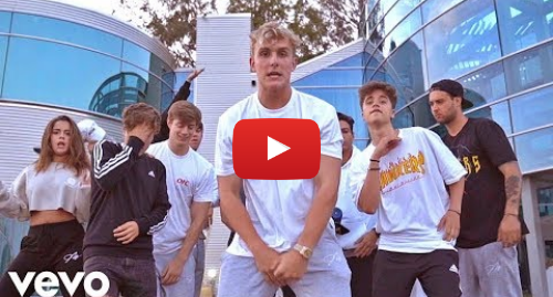 Publicación de Youtube por Jake Paul: Jake Paul - It's Everyday Bro (Song) feat. Team 10 (Official Music Video)