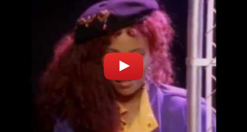 Youtube post by Yigal Classa: Chaka Khan - I Feel for You (1984)