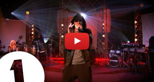 Youtube post by BBC Radio 1: Eminem - Love The Way You Lie ft Skylar Grey on Radio 1