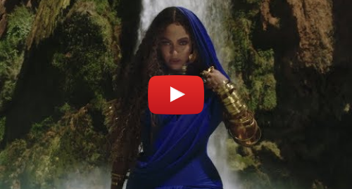 """Youtube post by BeyoncéVEVO: Beyoncé –""""Spirit""""+""""Bigger"""" extended cut from Disney's The Lion King in theaters now (Official Video)"""