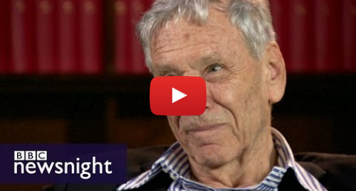 Youtube post by BBC Newsnight: Amos Oz on being called a 'traitor' - BBC Newsnight