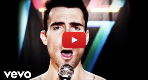 Youtube post by Maroon5VEVO: Maroon 5 - Moves Like Jagger ft. Christina Aguilera (Official Music Video)