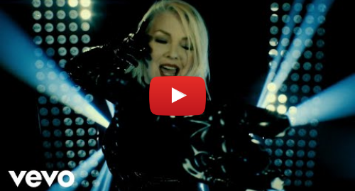Youtube post by KimWildeVEVO: Kim Wilde - Kandy Krush (Official Video)