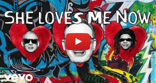Youtube post by AliAstroMickeyVEVO: UB40 featuring Ali, Astro & Mickey - She Loves Me Now (Lyric Video)