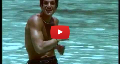Youtube post by RHINO: Peter Andre - Mysterious Girl (Official Music Video)