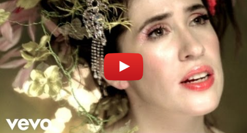 Youtube post by ImogenHeapVEVO: Imogen Heap - Goodnight and Go (Immi's Radio Version) [Official Video]