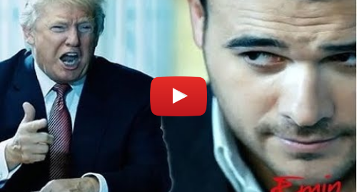 Youtube post by EminOfficial: EMIN -  In Another Life (ft. Donald Trump and Miss Universe'13 Contestants) Official Video