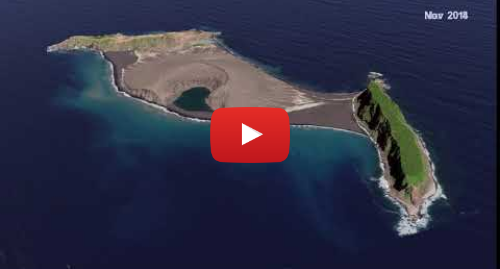 Youtube post by NASA Scientific Visualization Studio: Visualization of Hunga Tonga Hunga Ha'apai
