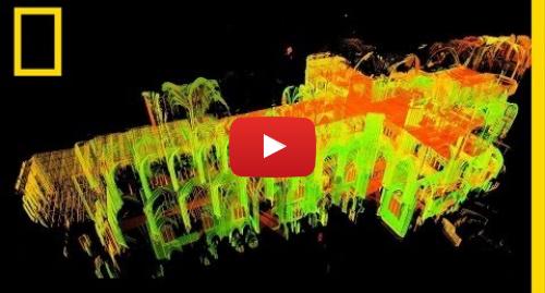 يوتيوب رسالة بعث بها National Geographic: Laser Scanning Reveals Cathedral's Mysteries   National Geographic