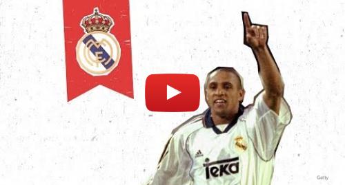 """Publicación de Youtube por BBC News Mundo: La explicación física del """"gol imposible"""" de Roberto Carlos con el Real Madrid hace 20 años"""
