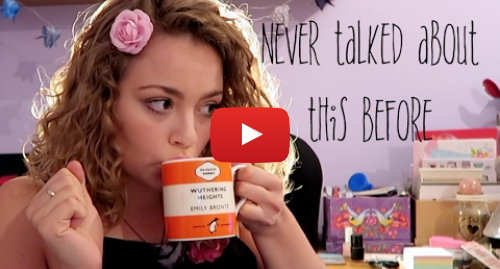 Youtube post by Carrie Hope Fletcher: Never Talked About This Before...