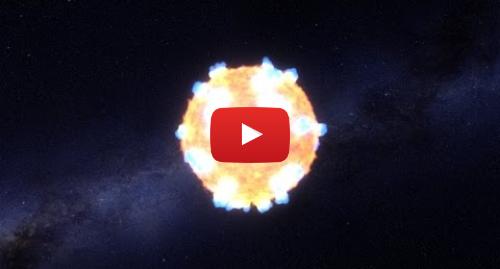 Publicación de Youtube por NASA's Ames Research Center: Animation  The Early Flash of an Exploding Star, Caught by Kepler