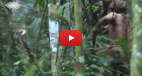 YouTube post de Funai - Fundação Nacional do Índio (oficial): Índio Isolado da TI Tanaru - O sobrevivente que a Funai acompanha há 22 anos