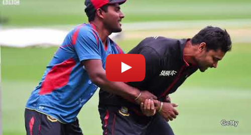 BBC News বাংলা এর ইউটিউব পোস্ট: মাশরাফির অবসর ভাবনা  ক্রিকেট নাকি রাজনীতি?