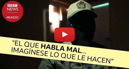 Publicación de Youtube por BBC News Mundo: Dos soldados venezolanos le dicen a la BBC que crece el malestar entre las tropas contra Maduro