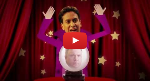 Youtube пост, автор: Conservatives: Mystic Ed (and His Crystal Balls)