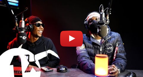 Youtube post by BBC Radio 1Xtra: Skengdo & AM talk Injunctions and censorship