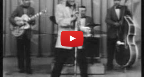 Youtube post by jorgeollie: elvis presley-hound dog