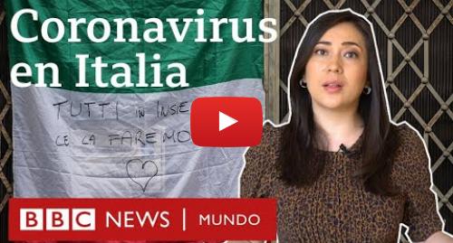 Publicación de Youtube por BBC News Mundo: Por qué es tan alta la mortalidad del coronavirus en Italia | BBC Mundo