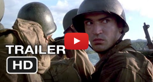 Youtube пост, автор: Movieclips Trailers: The Thin Red Line Official Trailer #1 - Terrence Malick Movie (1998)