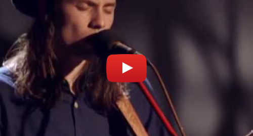 Youtube post by BBC Radio 1: James Bay - Hold Back The River in session for Zane Lowe