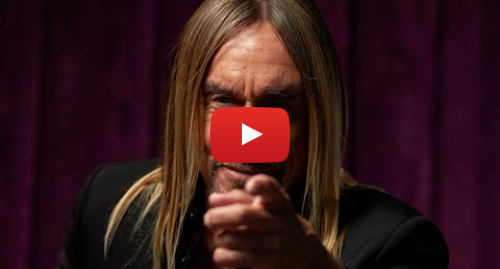 Youtube post by Iggy Pop Official: Iggy Pop - James Bond (Official video)