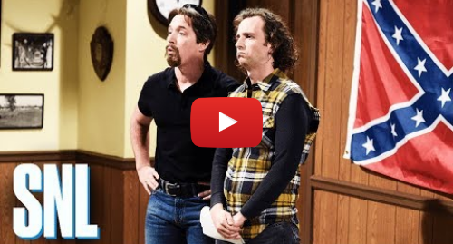 Youtube post by Saturday Night Live: Neo-Confederate Meeting - SNL