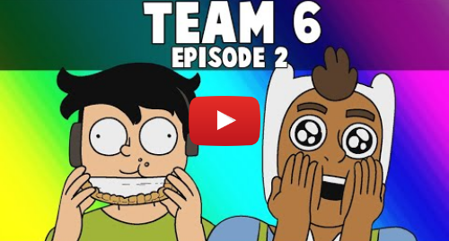 Publicación de Youtube por VanossGaming: Vanoss Gaming Animated  Team 6 - Vegas! (Episode 2)