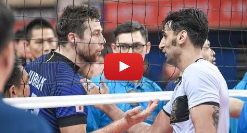 پست یوتیوب از AsianEpicVolleyball: Michal Kubiak was angry when Fayazi had a provocative act when celebrating victory