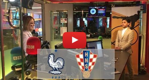 Youtube муаллиф BBC Uzbek: Россия, Москва, ЖЧ-2018, Франция чемпион, Ўзбекистон Хорватиянинг ютуғини такрорлай оладими?
