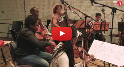 Youtube post by BBC Radio 3: BBC In Tune Sessions  Chineke! Orchestra